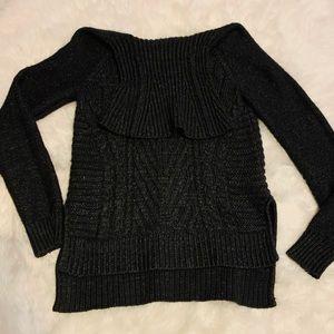 Elle turtleneck sweater